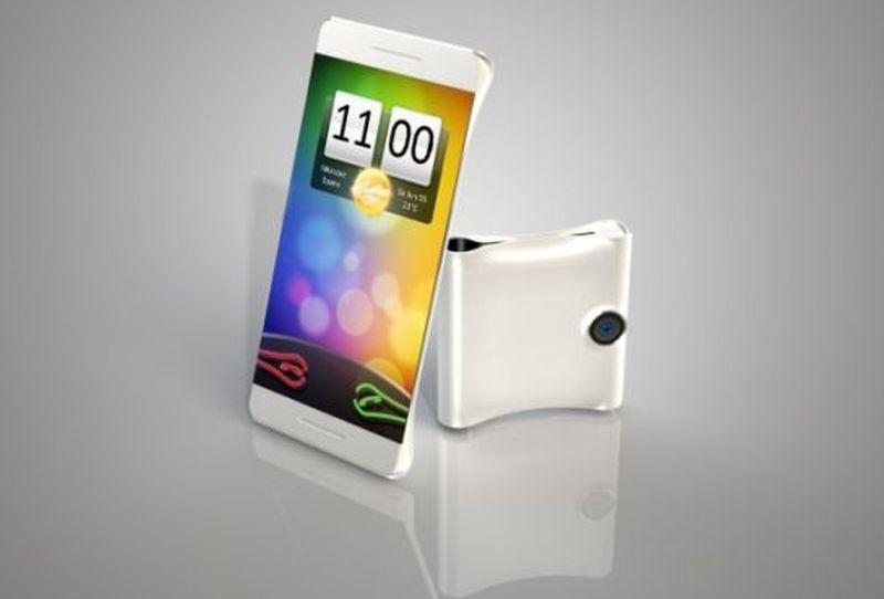 Concept Folding phone