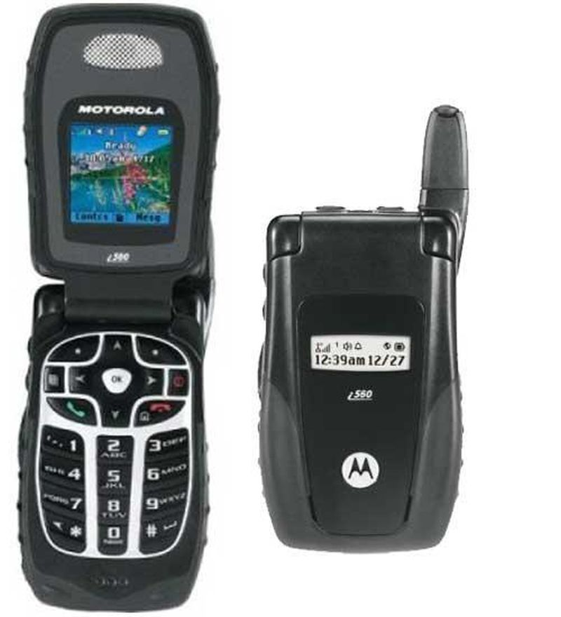 Motorola i560 rugged phone