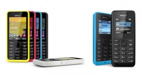 Nokia 105 says, Keep it simple silly