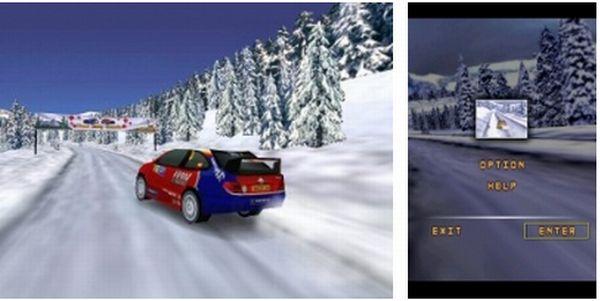 3D Snow Rally Canada 1.1