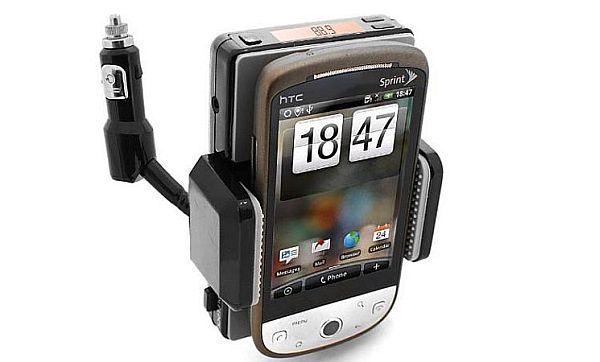 FM-трансмиттер из телефона - Drive2 ru