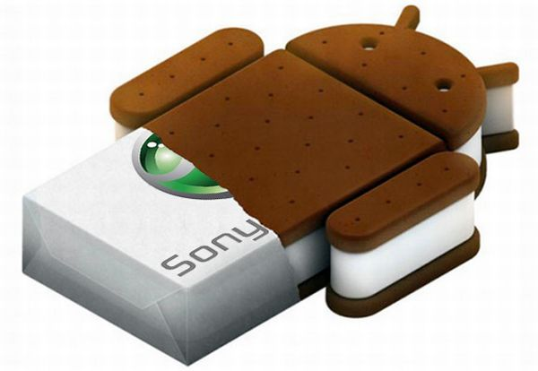 Android 4.0 for Sony Phones