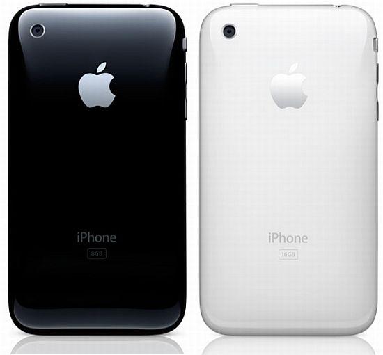 apple 3g iphone black white hGmO1 1333