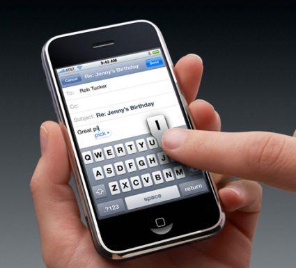 apple iphone kybd large