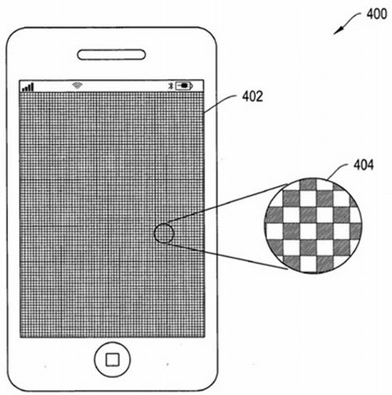 apple patent for haptic response