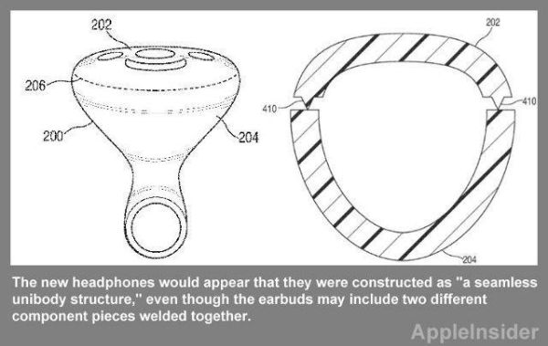 Apple's unibody patent