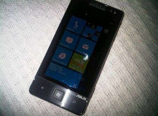 asus windows 7 phone leaked 1