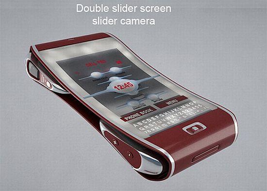 bend phone ZDODK 7548