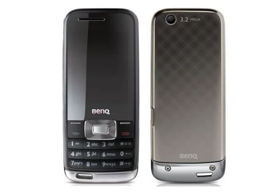 benq new phone