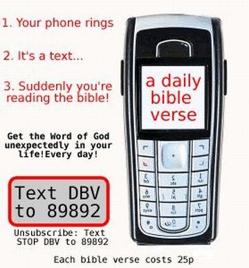 bible verse sms text1