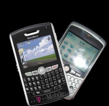 blackberry 8800 and blackberry 8300 2263