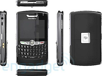blackberry 8800 4