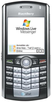blackberry windows live 1ECDr 7548