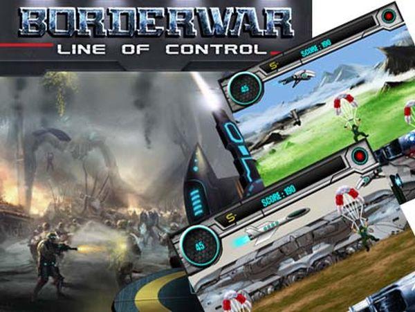 BorderWar - LOC