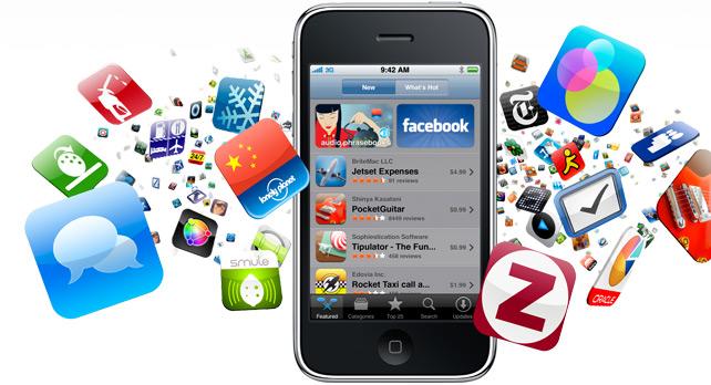 cellphone apps