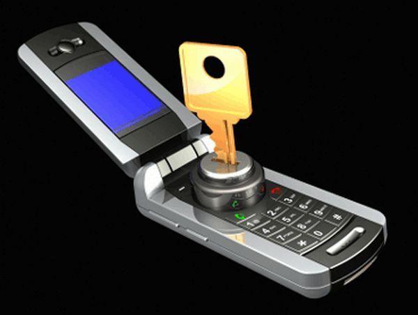 cellphone unlocking process