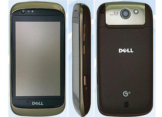 dell mini 3v smartphone