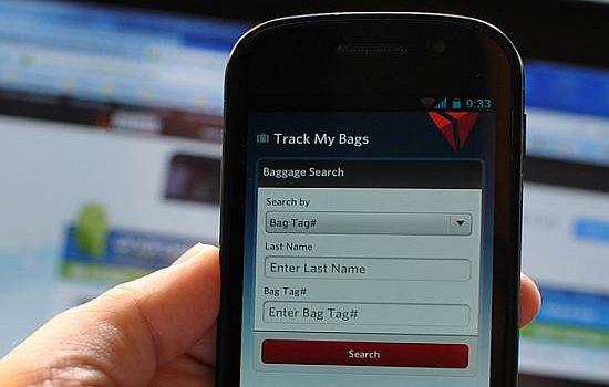 Delta Mobile App