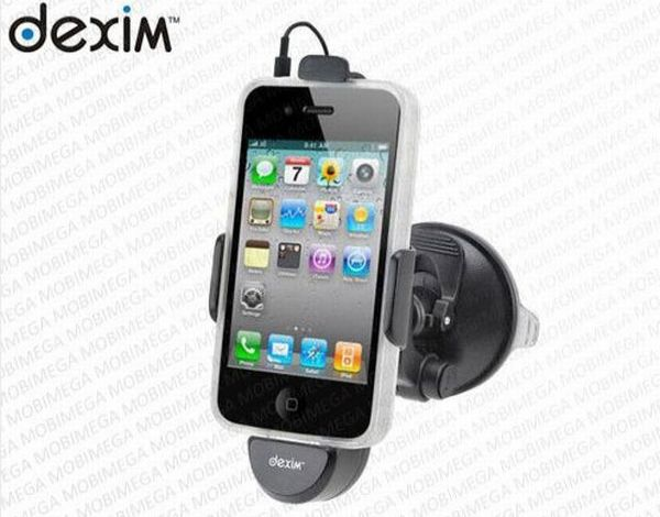 Dexim DCA215 Audio Line Cable Car Mount