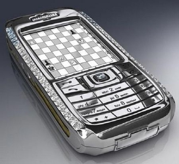 Diamond crypto Smart Phone