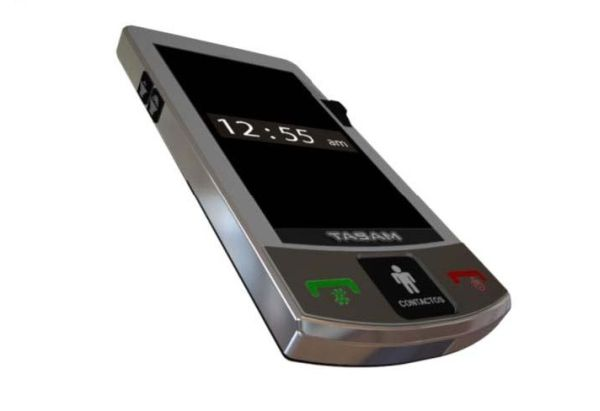 Elderly cell phone