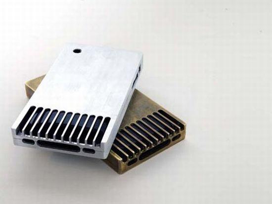 exovault metallic iphone cases image 2