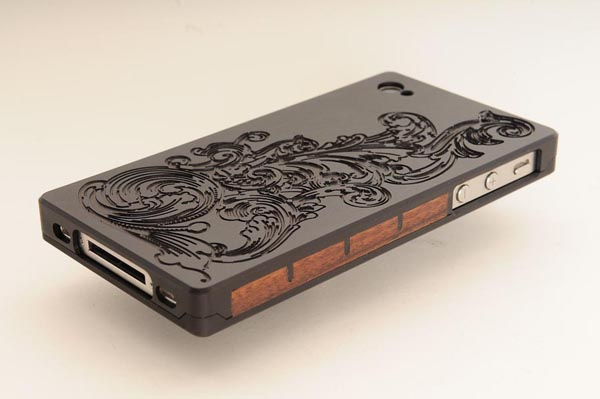 EXOvault iPhone case