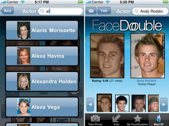 facedouble iphone app AhNbN 11446