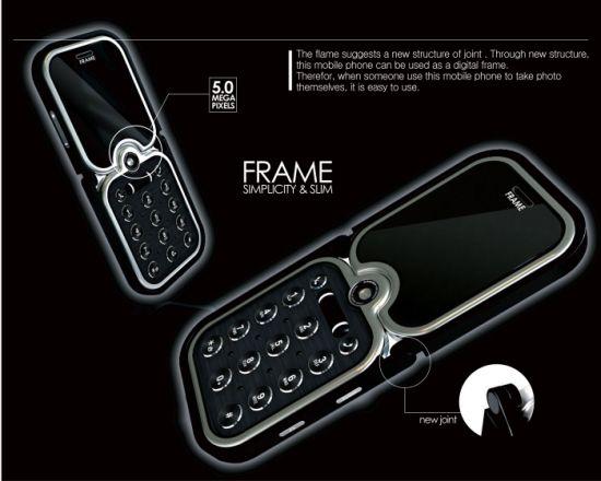 flame phone idaX2 48