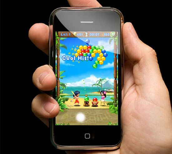 gameloft announces 15 games for iphone