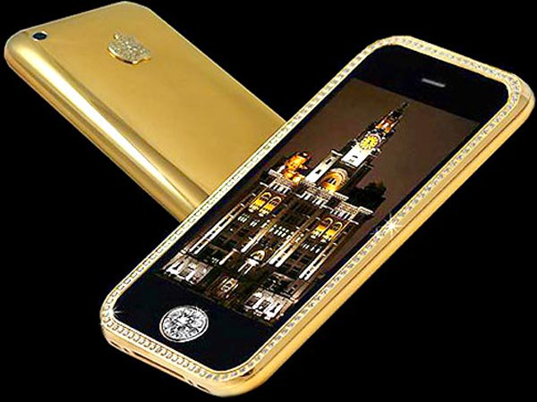 Gold-striker iPhone 3GS Supreme