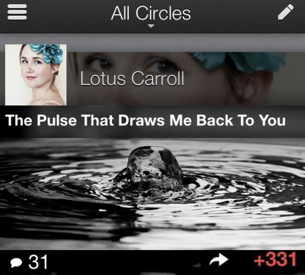 Google+ Mobile App