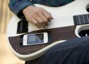 gTar: World's first iPhone equipped guitar for music lovers