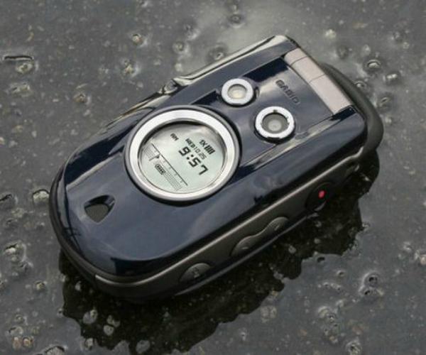 G'zOne rugged phone