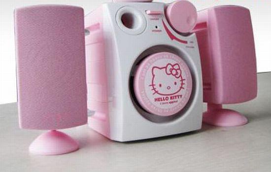 hello kitty mobile speaker2 K9tQJ 15699