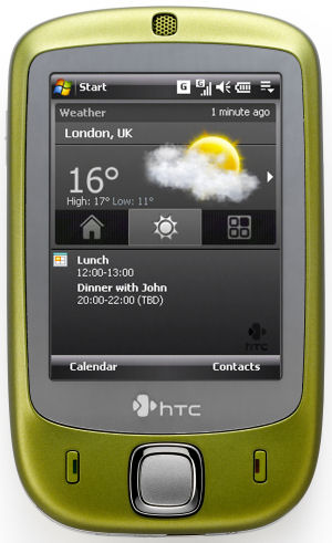 htc touch 48