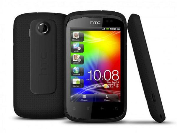 HTC Explorer mobile phone