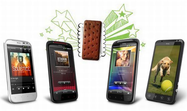 HTC Ice Cream Sandwich