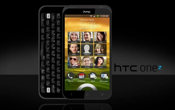 HTC One Z concept phone