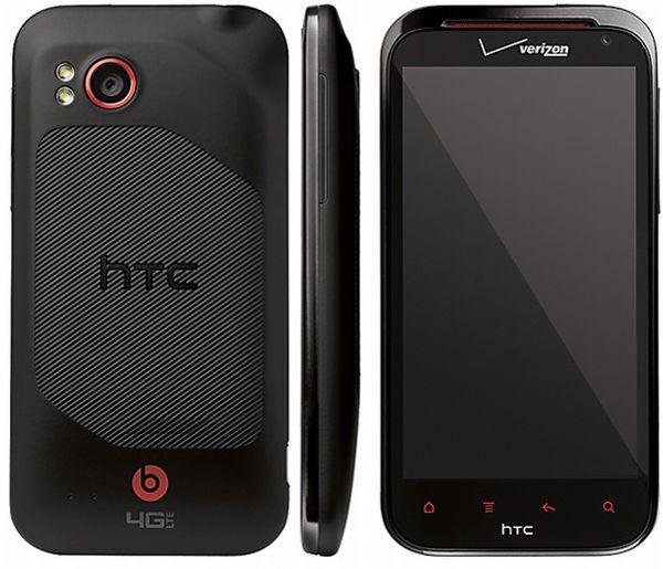 HTC Rezound vs, Motorola Droid RAZR