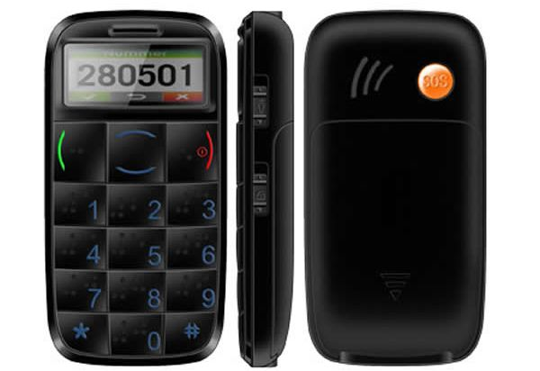 Intex IN 2020 Vision mobile phone
