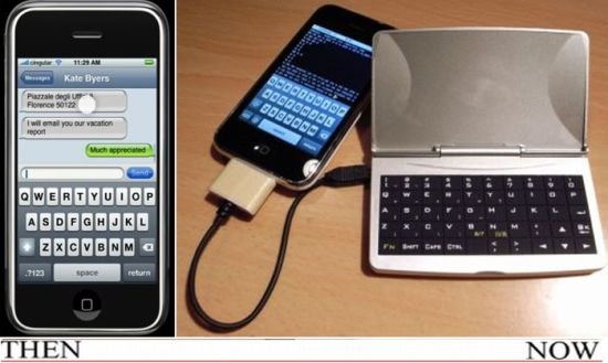 iphone keybaord 8PHNA 48