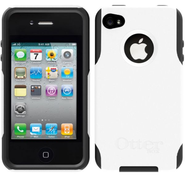 iPhone 4 / 4S Commuter Series Case