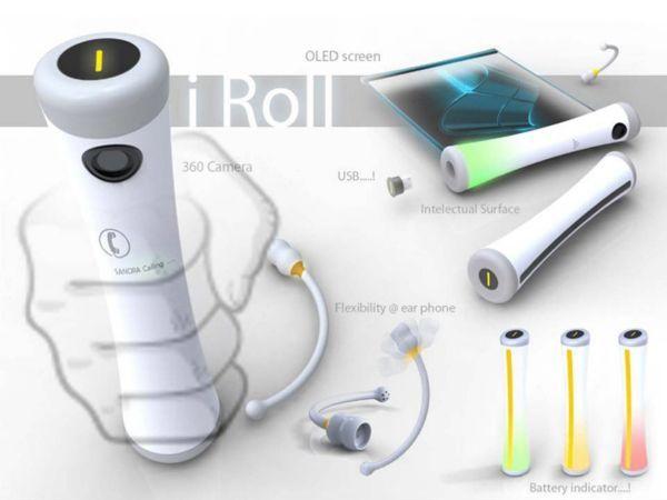 iRoll Design by Sudhanwa chavan