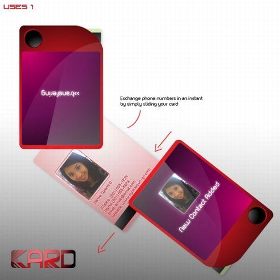 kard concept phone image 2