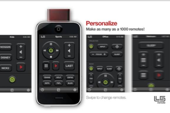 L5 Remote Control