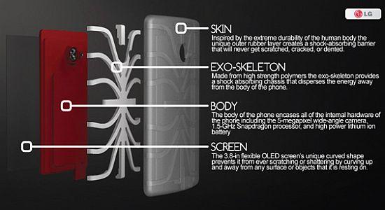 lg exo smartphone 3
