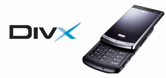 lg secret gets divx GVxni 5965