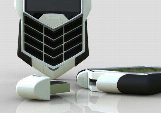lg traveler concept phone  image 2