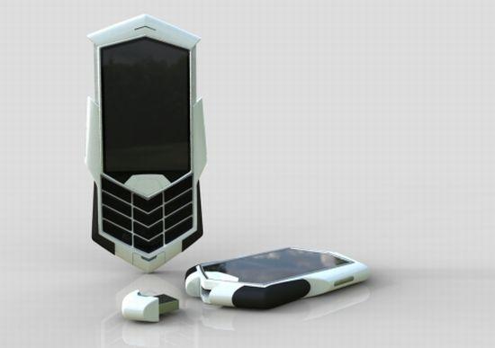 lg traveler concept phone  image 3